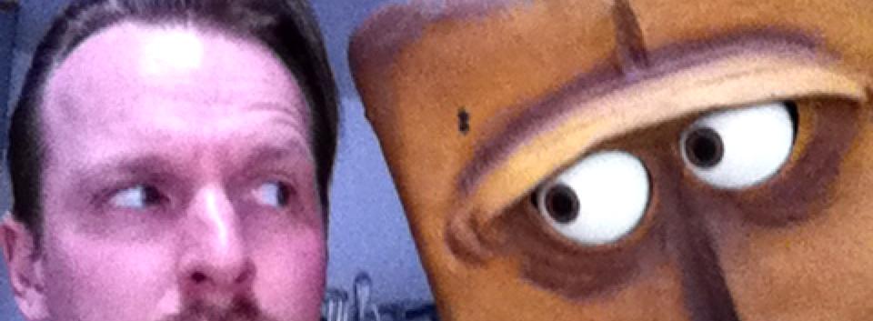 Bernd und Normen_Augen